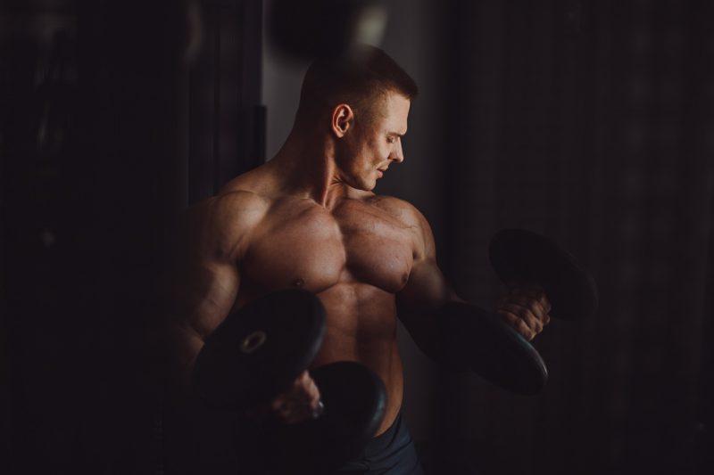 Trening split – trening dzielony