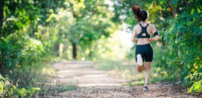 Jogging – codzienny rytm dnia
