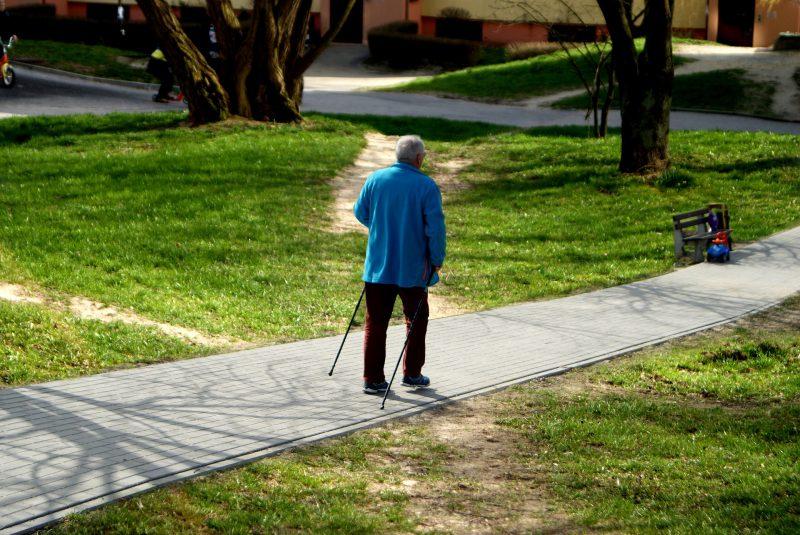 Nordic walking – aktywny spacer