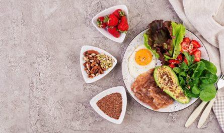 produkty żywieniowe z diety ketogenicznej