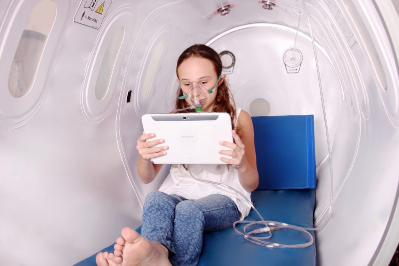 Kiedy warto korzystać z tlenoterapii hiperbarycznej?