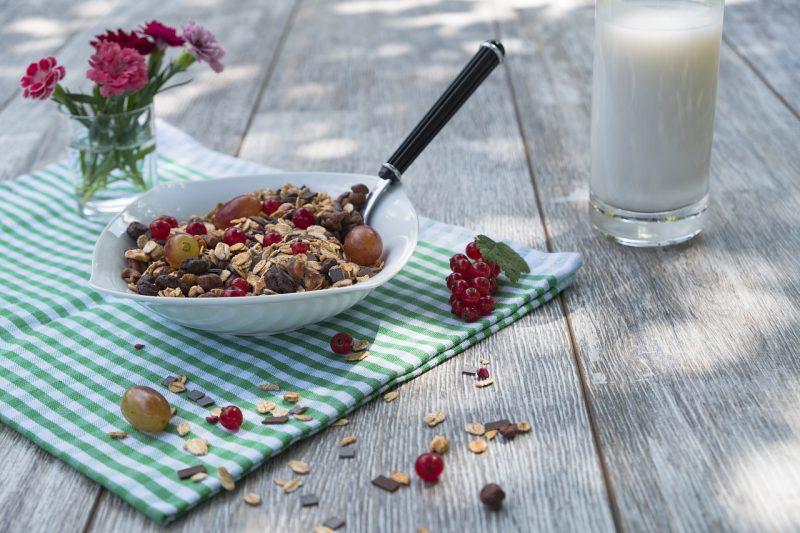 Musli na śniadanie: czyli doskonały początek dnia!
