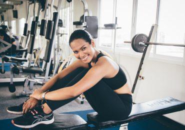 Trening obwodowy na siłowni