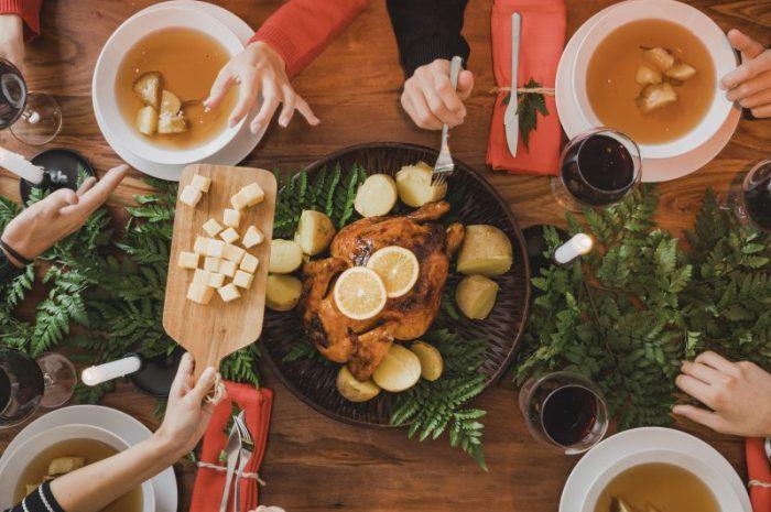 Jak nie przytyć w święta Wielkanocne i Bożego Narodzenia?