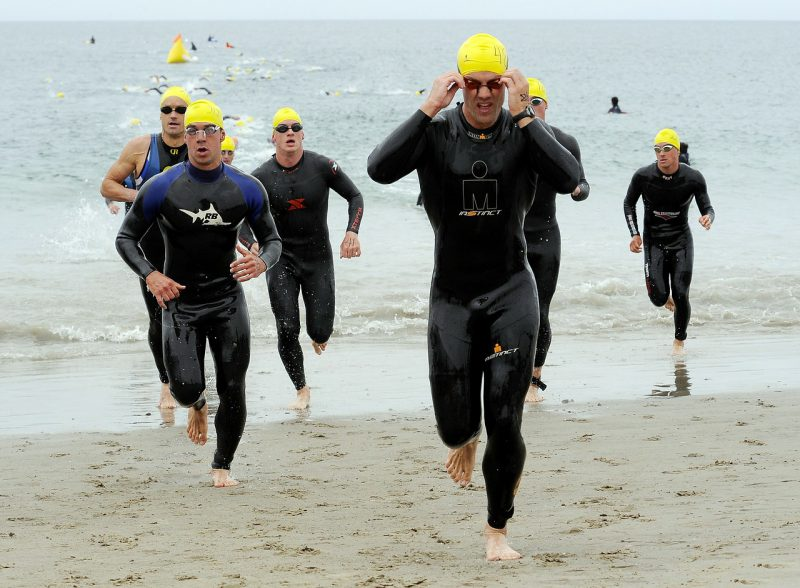 Triathlon nowym wymagającym hobby dla każdego
