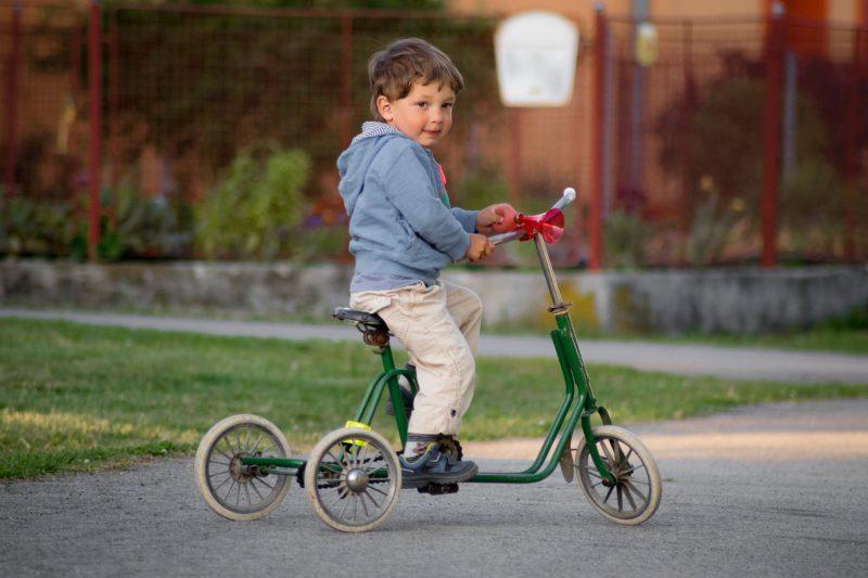 Co robić, by dziecko było aktywne?