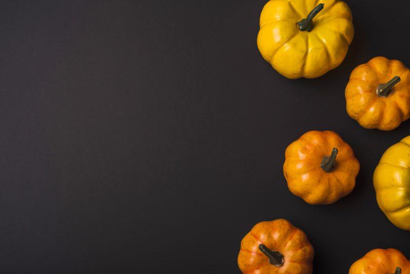 Zupa krem z dyni, czyli na jesienną nutę