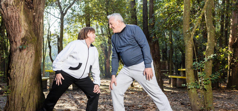 Ćwiczenia dla seniorów – trening nóg