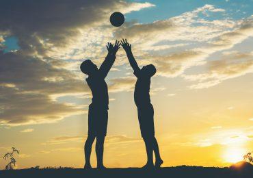 Korfball koedukacyjna gra zespołowa