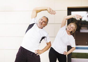 Jak wygląda gimnastyka dla seniorów?