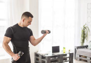 Jaki wybrać sprzęt sportowy do ćwiczeń w domu?