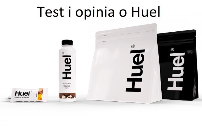 Huel – wielki test kompletnego jedzenia w proszku. Poznaj moją opinie o Huel