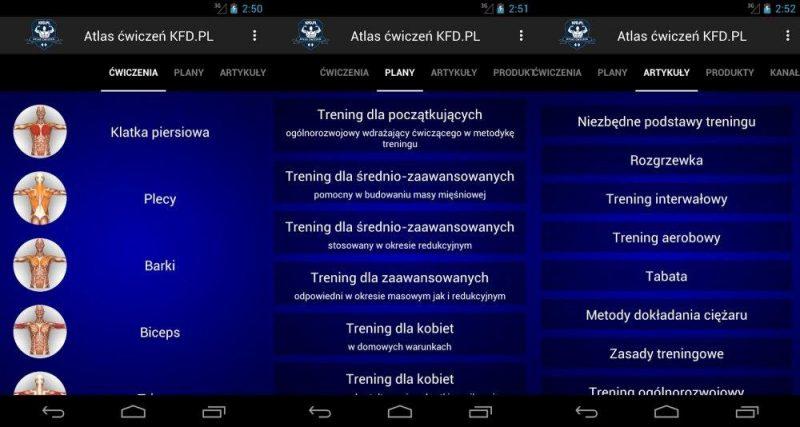 aplikacja kfd