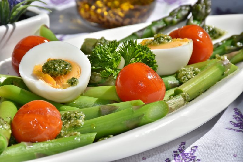 zdrowe potrawa