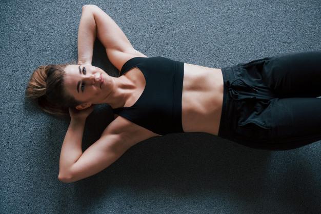 Ćwiczenia na płaski brzuch dr. Tony`ego Castersiano