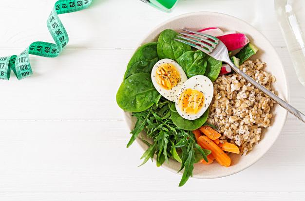 dietetyczyna salatka