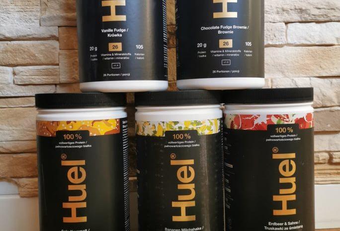 Huel Complete Protein – recenzja białka od Huela