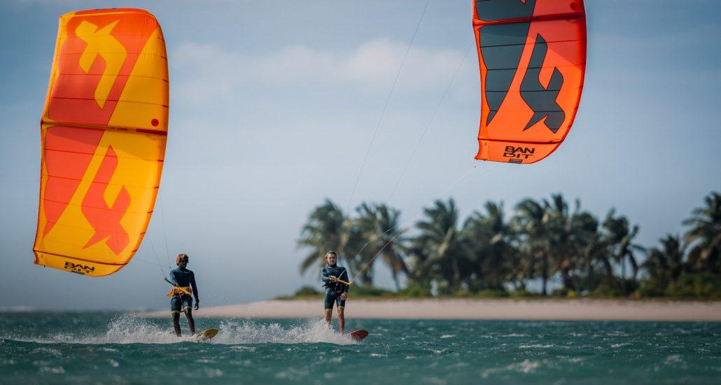 Nauka kitesurfingu – jak to wygląda?