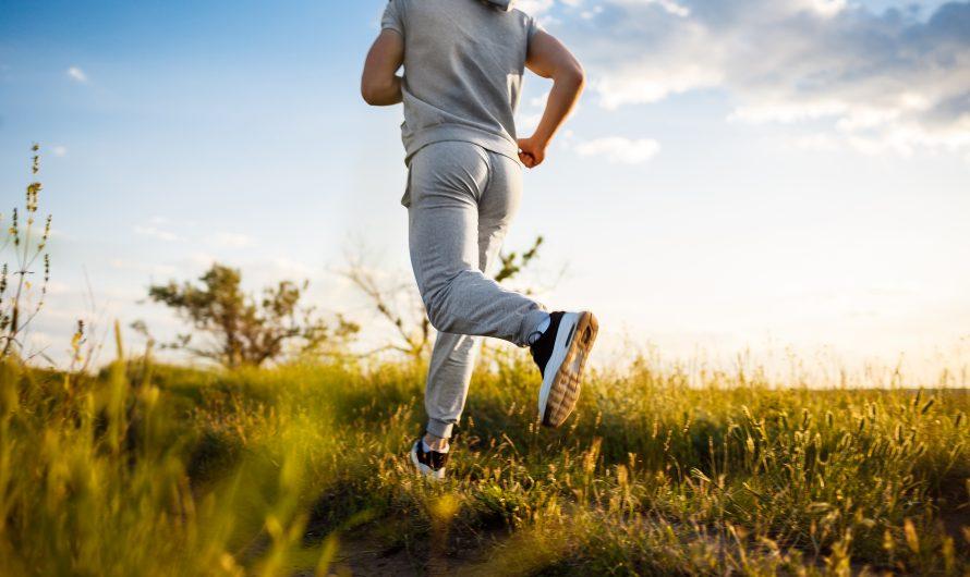 jogging a bieganie