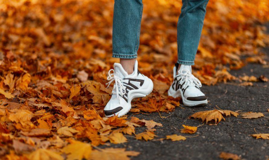 buty sportowe na jesien