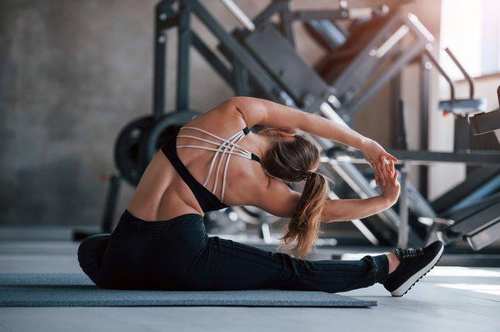 Ćwiczenia rozluźniające spięte mięśnie na różne partie ciała