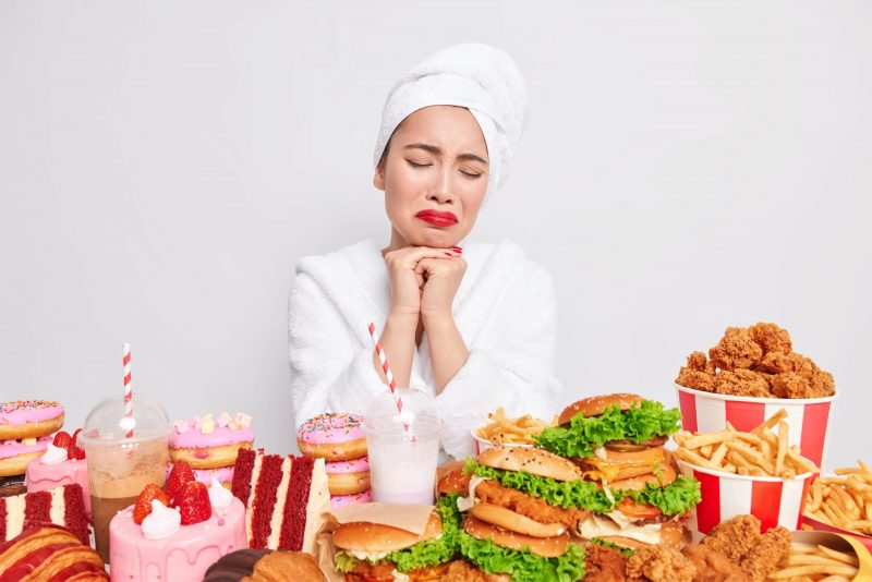 uzaleznienie od jedzenia